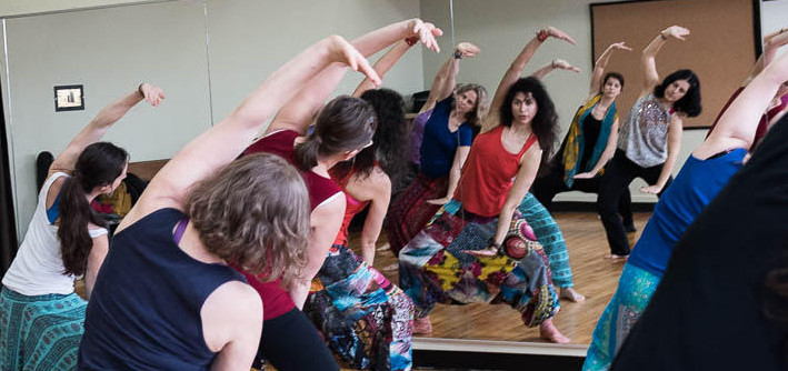 Vero Bollywood Dance Classes in Montreal